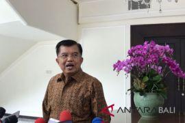 Wapres JK kunjungan kerja ke Bali