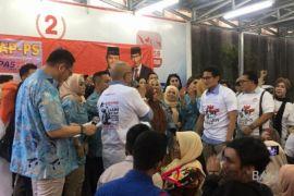 Artis pendukung Prabowo-Sandiaga mengedepankan kampanye menghibur
