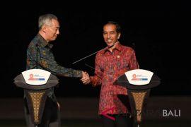 Jokowi sampaikan lima usulan dalam ASEAN Leaders' Gathering