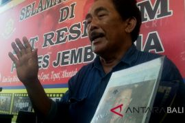 Jenazah polisi korban gempa Palu tidak dipulangkan