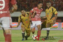 Bali United menang atas Mitra Kukar 1-0