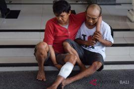 Polres Badung tembak anggota komplotan gembos mobil wisatawan