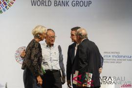 Komitmen Indonesia selenggarakan pertemuan IMF-WB diapresiasi