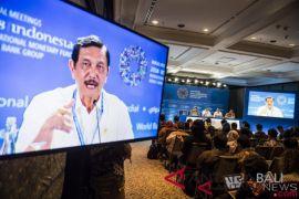 Luhut: pertumbuhan ekonomi Bali melebihi 6,5 persen