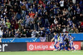 Real Madrid tersungkur di markas Alaves