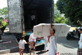 Logistik Pemilu 2019 sudah didistribusikan ke KPU se-Bali