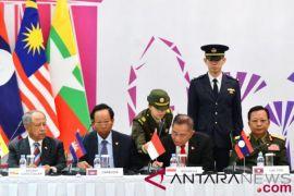 Latihan militer ASEAN-China berlangsung tujuh hari