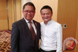 Bahas ekspor, Menkominfo akan bertemu Jack Ma