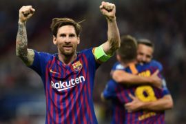 Messi dua gol, Barcelona taklukkan Tottenham Hotspur 4-2
