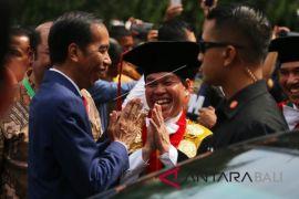 Penjelasan Jokowi bungkam pengritik penyelenggaraan IMF-WB