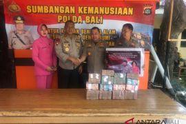 Polda Bali salurkan bantuan korban bencana Sulteng