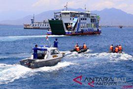Foto- Patroli Laut Pengamanan Pertemuan IMF-WBG di Bali