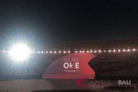 Asian Para Games dibuka dengan simbol penghormatan bagi komunitas disabilitas