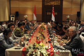 Foto- IMF-WB : Bilateral Indonesia - Singapura