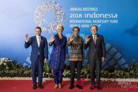 IMF-WB puji penyelenggaraan pertemuan tahunan di Bali