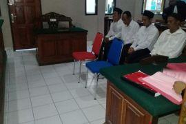 PN Denpasar sidangkan empat pengedar uang palsu