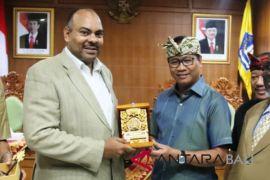 Menteri Pariwisata Republik Zanzibar kunjungi Badung