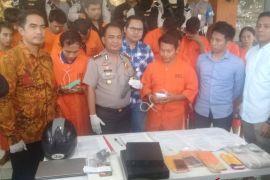 Jelang Natal, Polresta Denpasar tumpas pelaku kejahatan