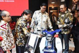 Ekspor industri motor Indonesia makin