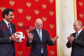 Empat negara Balkan ingin bergabung gelar Piala Dunia 2030