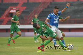 Persib kalah lawan PSMS Medan