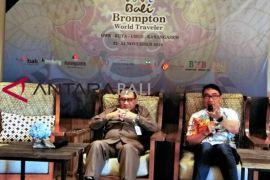 22-24 November, penggowes sepeda lipat Brompton mancanegara tur di Bali