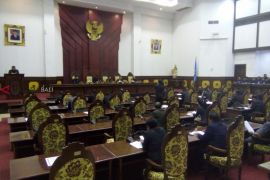 DPRD Gianyar dengarkan Jawaban Bupati soal PAD dan pajak