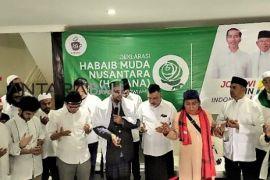 Habaib muda deklarasi dukung Jokowi-KH Ma'ruf Amin