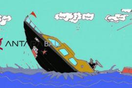 Kapal  tenggelam di Lombok, tujuh ABK hilang