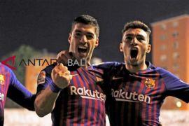 Liga Spanyol: Barcelona amankan posisi puncak