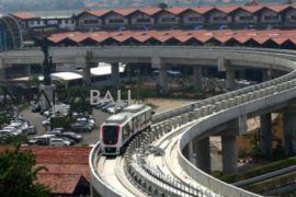 Kereta layang Bandara Soekarno-Hatta diperbaiki