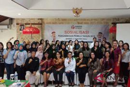 Bawaslu Bali dorong kaum perempuan jadi pengawas Pemilu