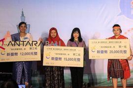 TKI Taiwan borong penghargaan pidato berbahasa Mandarin