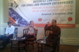 ACT-Paradise-Pemkot Denpasar resmikan UMKM tangguh bencana