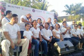 Relawan Denpasar gali dana peduli kanker anak