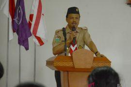 Sekda Bali: Pramuka selamatkan pemuda dari narkoba
