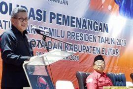PDI Perjuangan terus lakukan konsolidasi pemenangan Jokowi-Ma'ruf