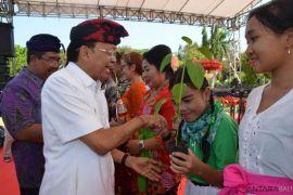 Gubernur Koster ingin Bali mandiri pangan