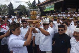 Ratusan warga Gianyar ikuti Kirab Kalpataru di Desa Taro