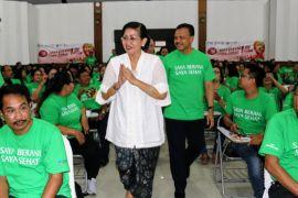 Suastini Koster minta masyarakat hentikan diskriminasi ODHA