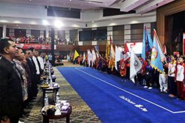 735 Atlet ikuti kejuaraan wushu internasional di Bali