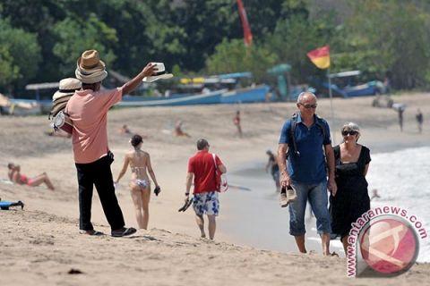 Wisatawan Inggris ke Bali naik 10 persen