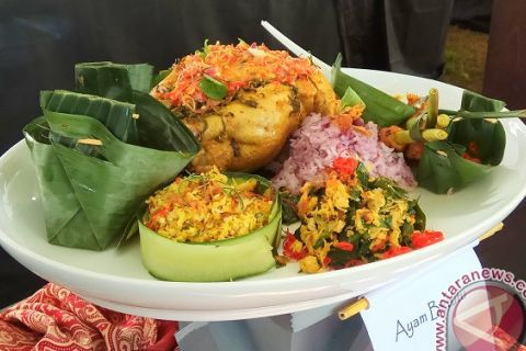 Ubud Food Festival highlights traditional dishes