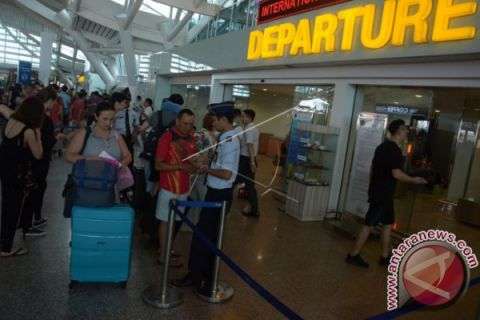 Flights From Bali Abroad Increase In Oct Despite Mount Eruption
