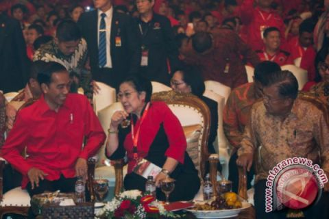 Indonesia is lucky to have PDIP: President