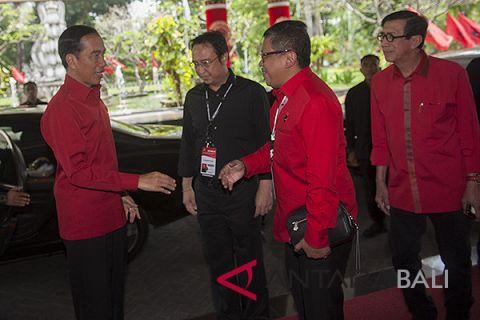 PDI-P tetapkan Jokowi Capres 2019