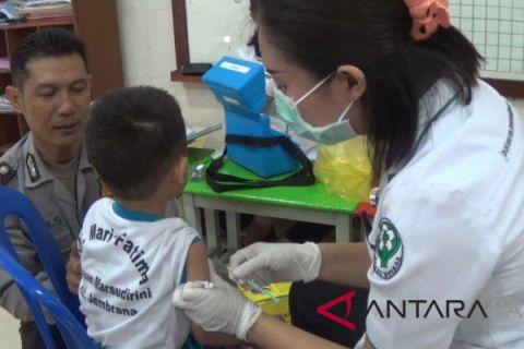 Diskes Denpasar sosialisasikan imunisasi