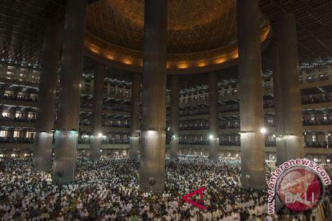 Pangeran Charles kagum dengan tradisi Islam di Indonesia