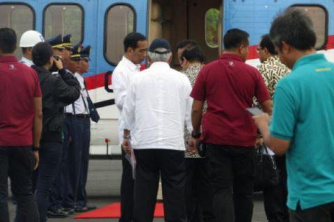 Presiden Jokowi Kunjungan Kerja ke Jawa Tengah