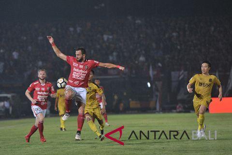 Lawan Bhayangkara FC, Bali United kalah 2-3 (video)